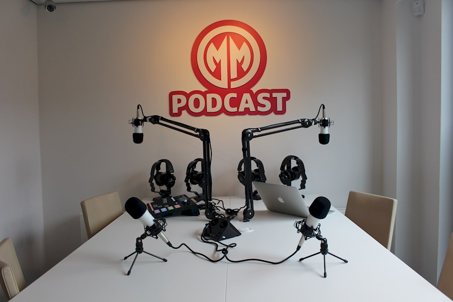 Rent a Major Music Studios | Studio 5 | The Podcast Room in Capelle aan den IJssel from MAJOR MUSIC STUDIOS B.V.