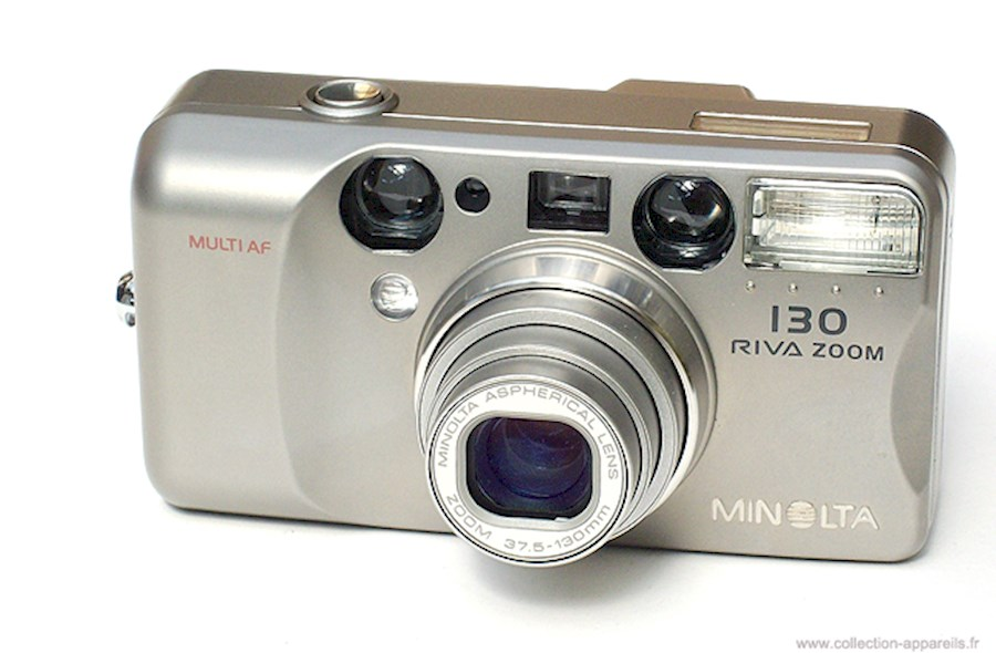 Rent a Minolta Riva Zoom 130 in Utrecht from Gerard
