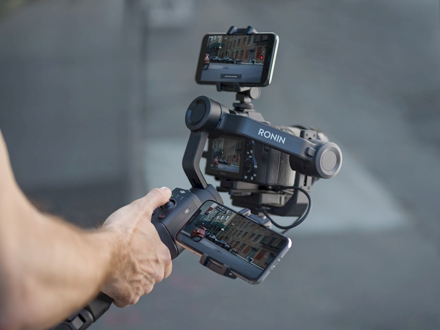 Rent a DJI Ronin SC Gimbal in Oosterhout from Mark