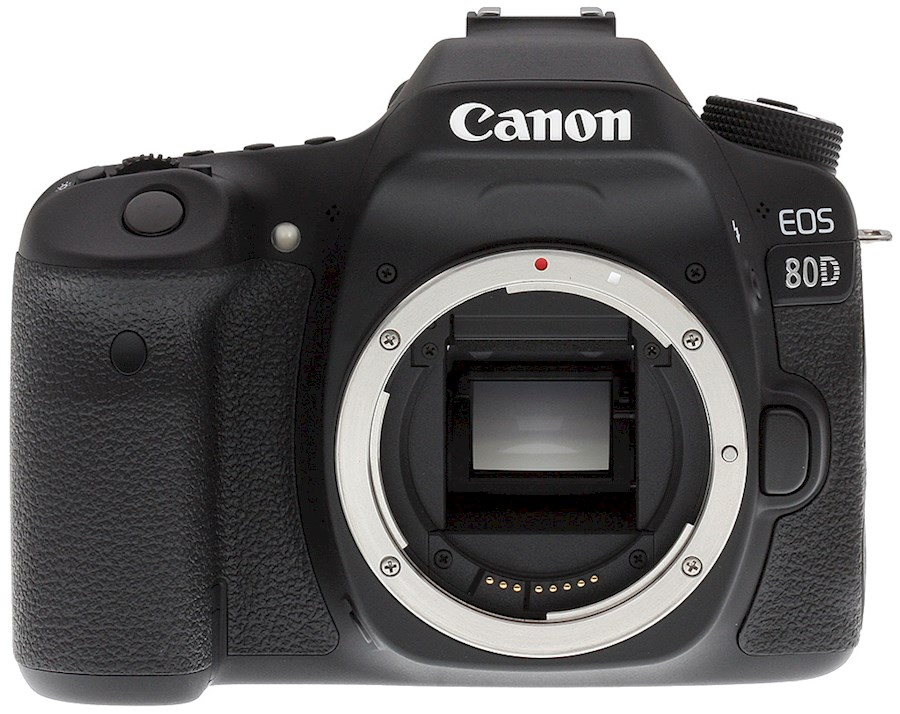 Rent a Canon 80D in Amsterdam from B
