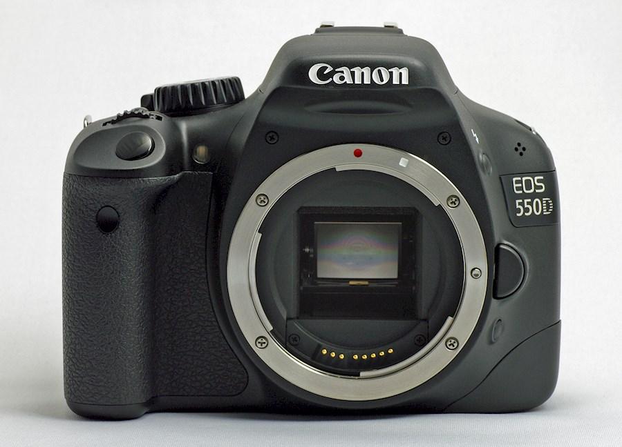 Huur Canon 550D van B