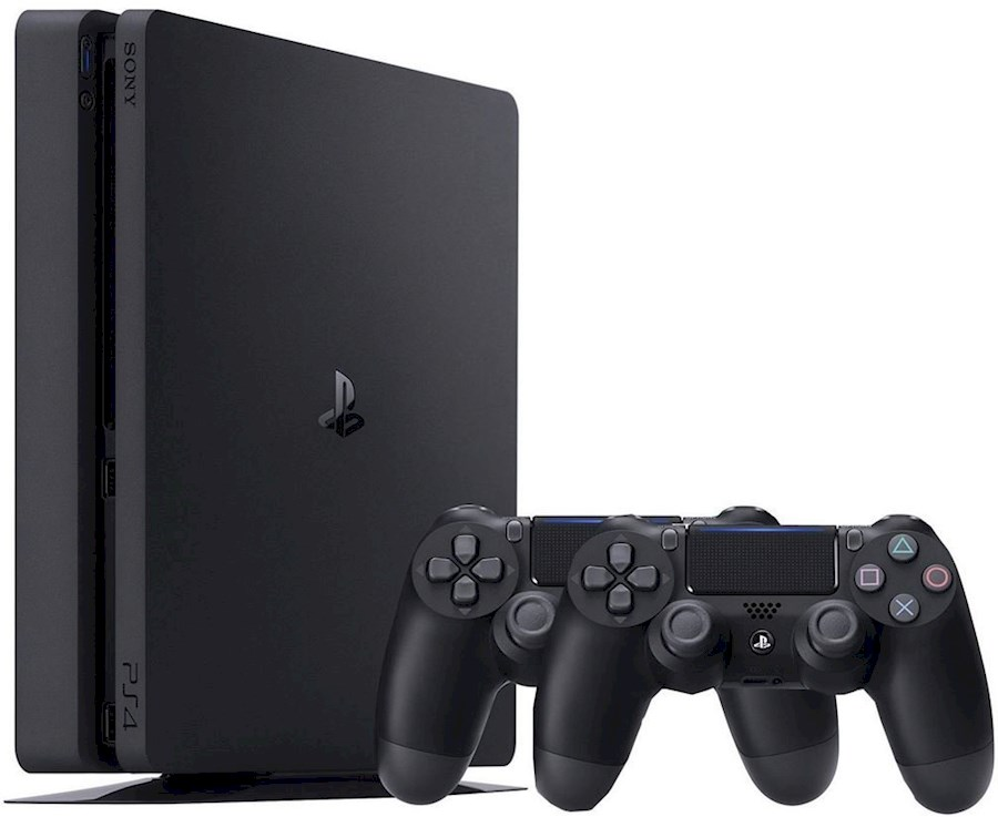 Rent Playstation 4 incl 2 c... from FILMKE.NL