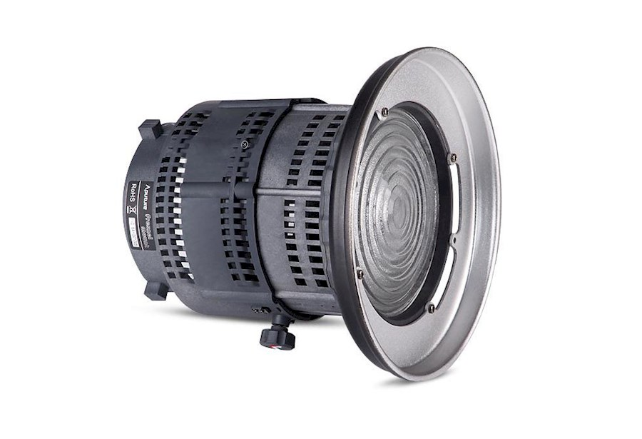 Rent Aputure Fresnel (2 stu... from VIDEO4COMMERCE B.V.