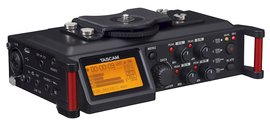Rent Tascam DR-70D Audio Re... from Enrico