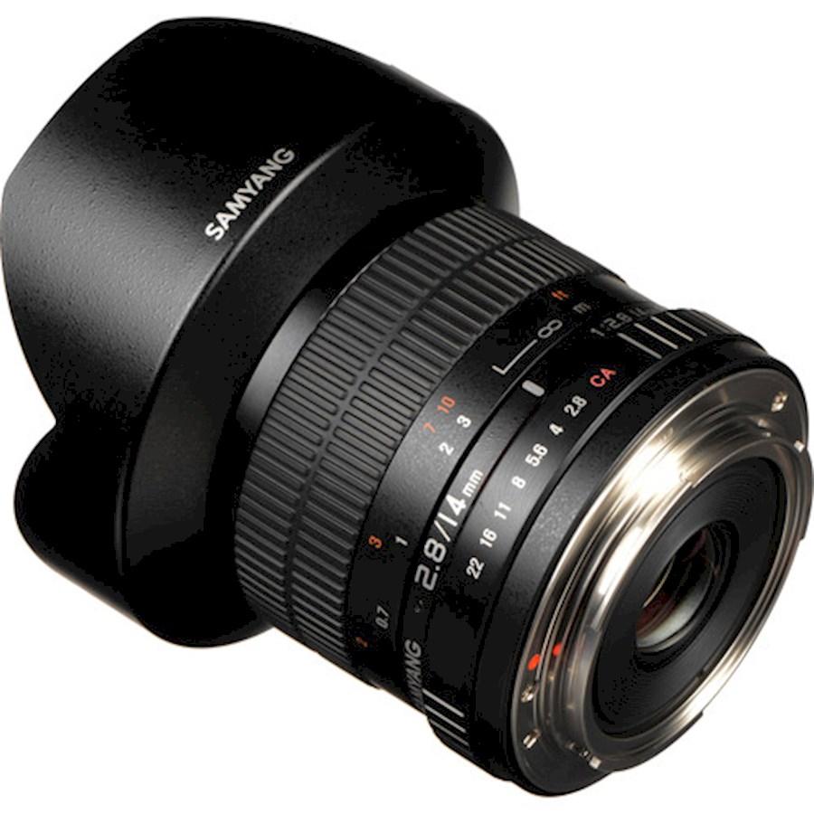 Rent 14mm F2.8 Samyang Lens... from VIDEO4COMMERCE B.V.