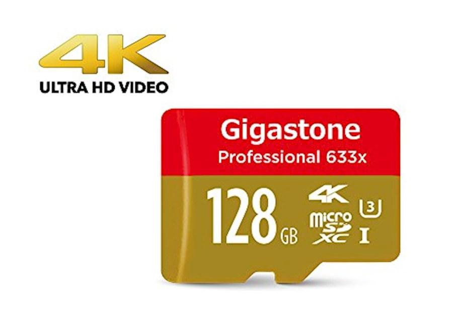 Rent 128 microSD card U3 from Niels