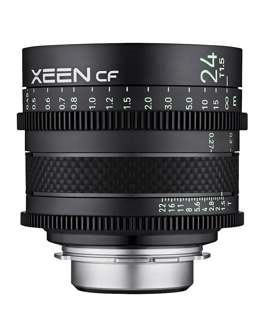 Rent XEEN CF 24mm T1.5 from TRANSCONTINENTA B.V.