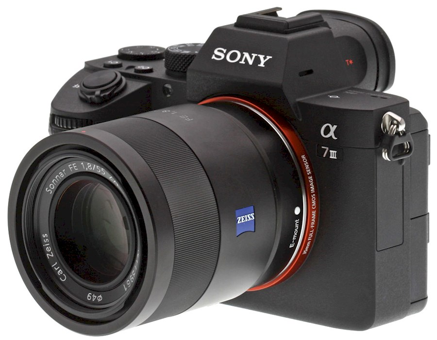 Rent a Sony a7 iii in Den Haag from Adi