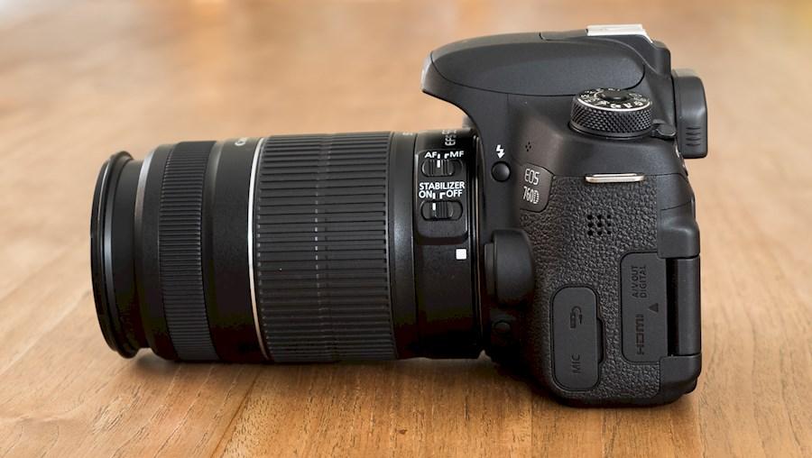Huur een Canon 760D in Ermelo van EMIEL DEKKER PRODUCTIES