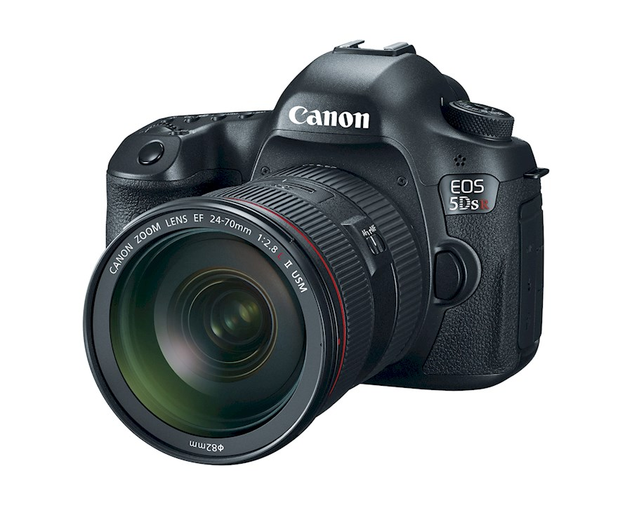 Rent a Canon 5DSR in Brussel from Maxime