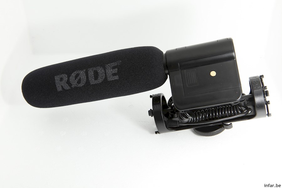 Rent Rode Videomic from Tjeerd