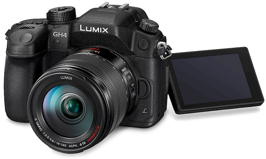 Rent a Panasonic GH4 in Bitgum from Sander