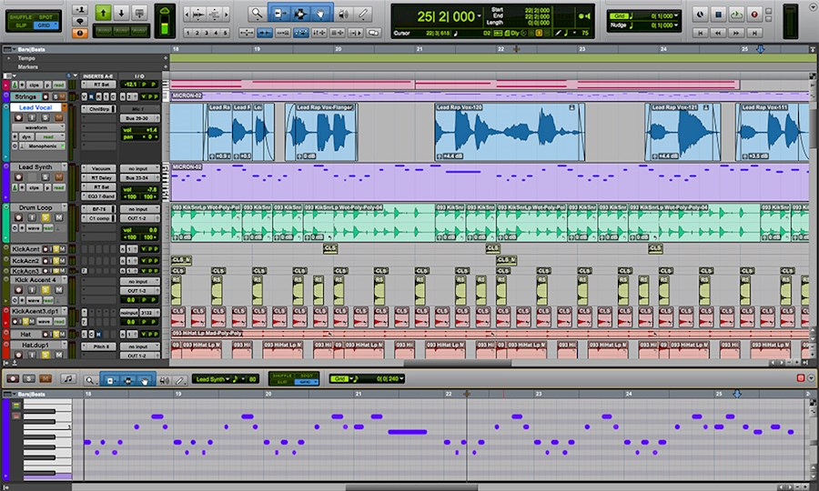 Rent Avid - Pro Tools Ultimate from (COMPACT SOUND EQUIPMENT)