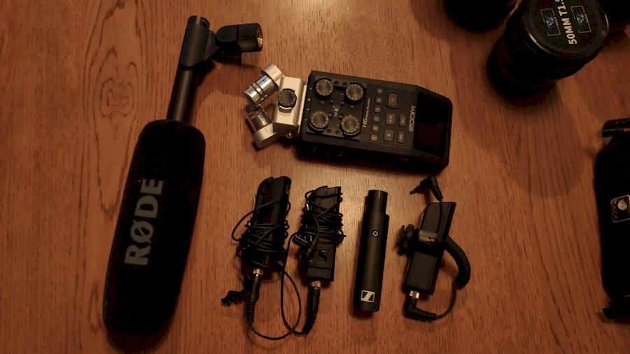 Louez Audio Recording Kit de TVL MEDIA
