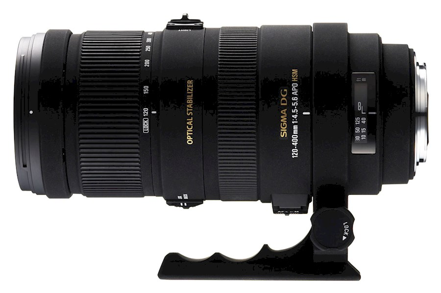 Rent Sigma 120-400 ef canon from Mario