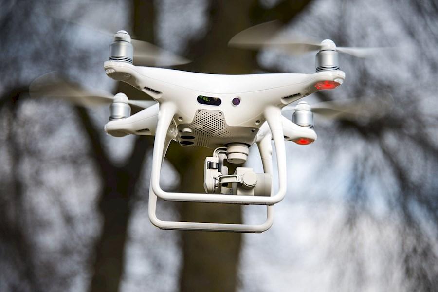 Huur Drone DJI Phantom 4 Pro van BONTEKOE MEDIA