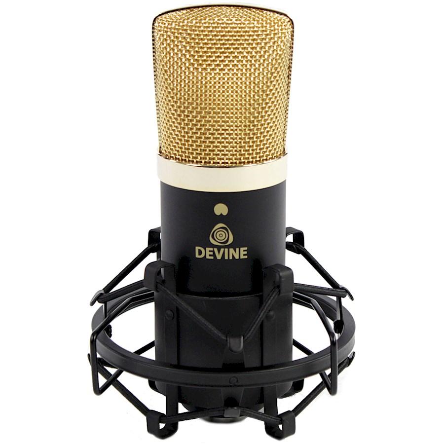 Louez Podcast mic Devine BM-500 de De Wilde, Glenn