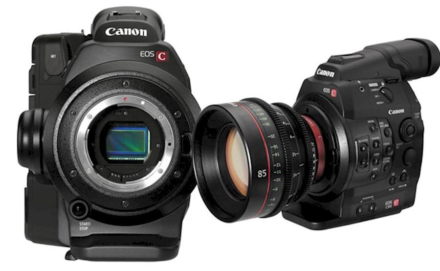 Louez Canon C300MkII Body de Flament, Thibault