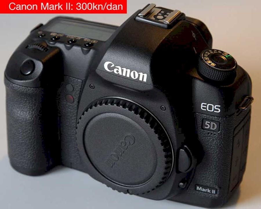 Rent a DSLR Canon 5Dmarkii, cross épaul, moniteur full hd in Bègles from REMI