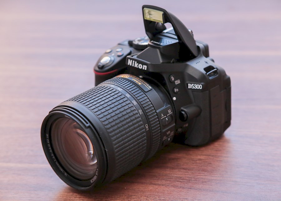 Rent a Nikon D5300 in Paris from Samuel