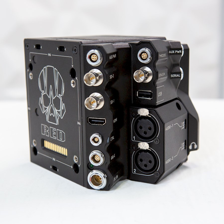 Rent a Module Connectique Production RED DSMC2 V-Lock in Paris from Remi