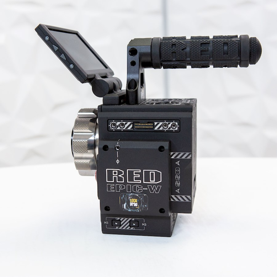 Rent a RED Helium Epic 8K in Paris from Remi