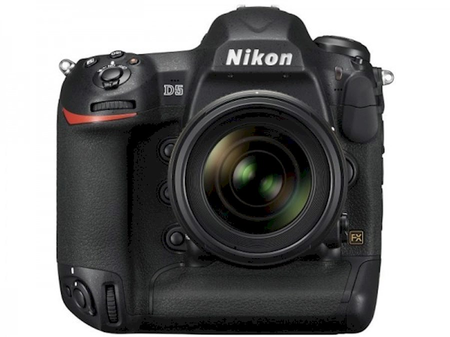 Rent a Nikon D5 Body in Alkmaar from CAMERALAND B.V.