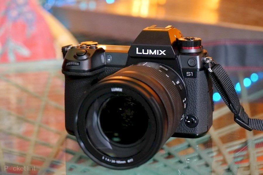 Rent Panasonic Lumix DC- S1 from RED PANDA PRODUCTIONS