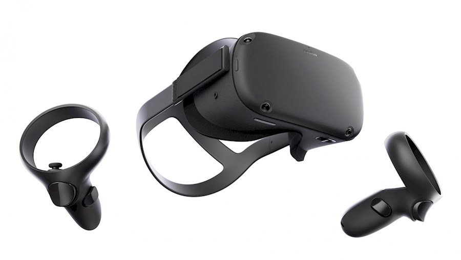 Rent Oculus quest from Arnauld
