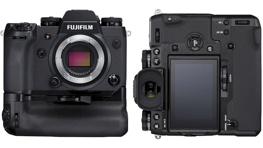 Rent Fujifilm xh1 from Arnauld