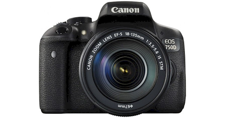 Rent a Canon 750D  met EF-S 18-135mm lens in Eindhoven from Hessel