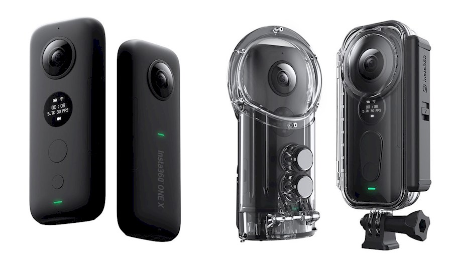 Rent Insta360 one X from Jef