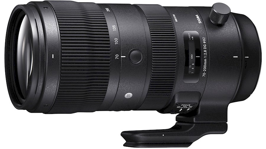Rent Sigma 70-200  HSM Sports from Robin