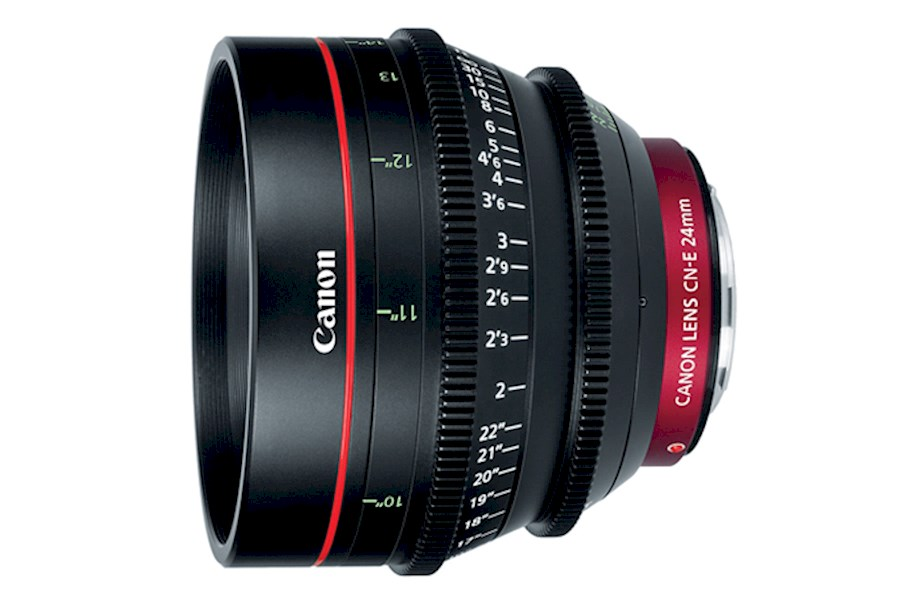 Rent CN-E 24mm from Flament, Thibault
