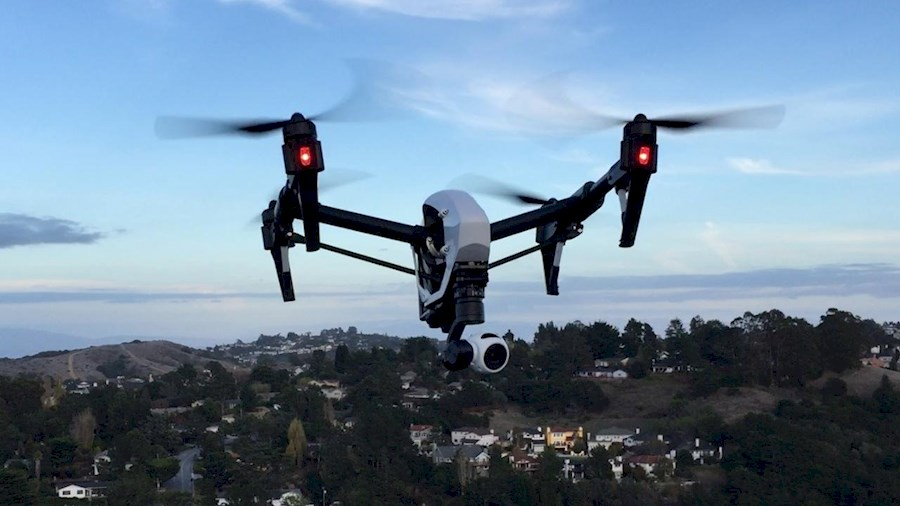 Rent a Professional cinematic drone + class 1a pilot in Rhode-saint-genèse from Jeremy