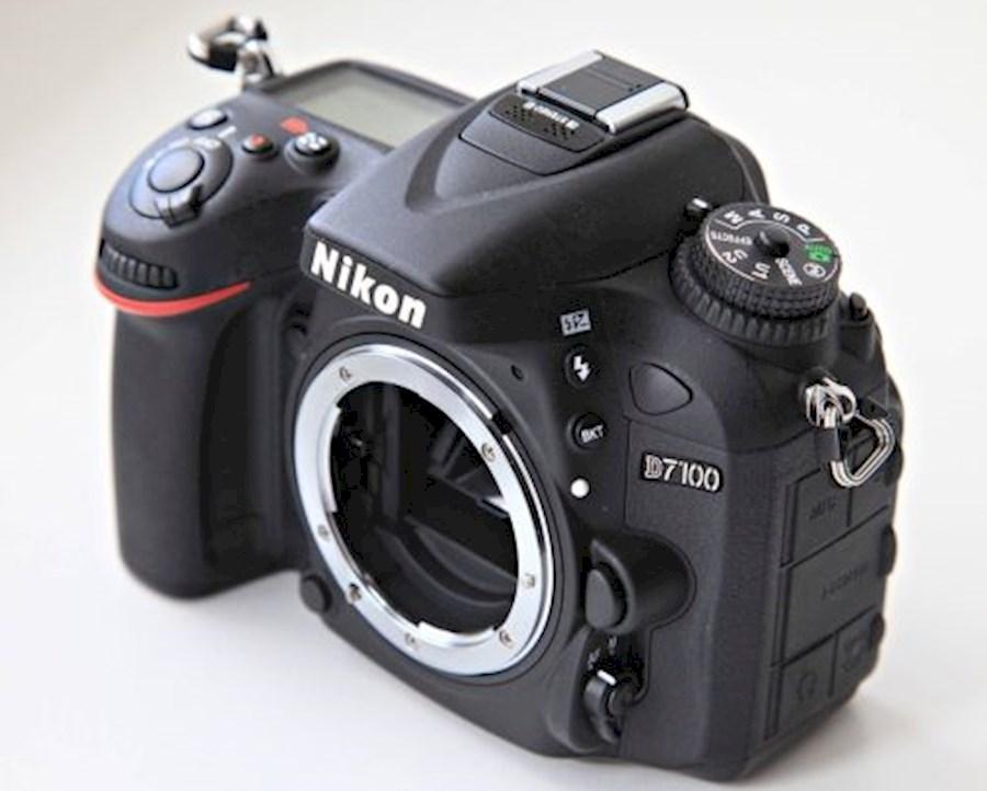 Rent a Nikon D7100 Body in Velp from Jochem
