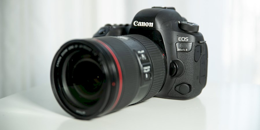 Rent a Canon 6D MarkII  avec objectif in Brie-Comte-Robert from Duvy Rodney