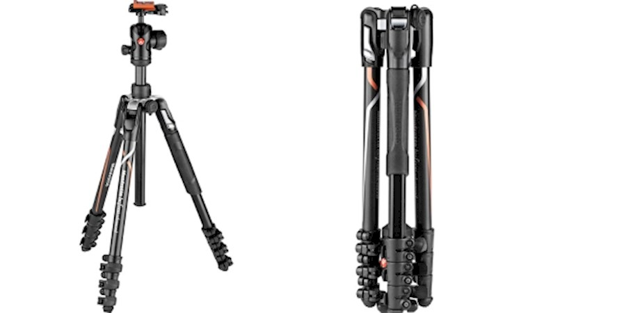 Rent a Trepied MANFROTTO Befree Advanced 2.0 Aluminium MKBFRLA4BK-BH in Bezannes from Jean-François