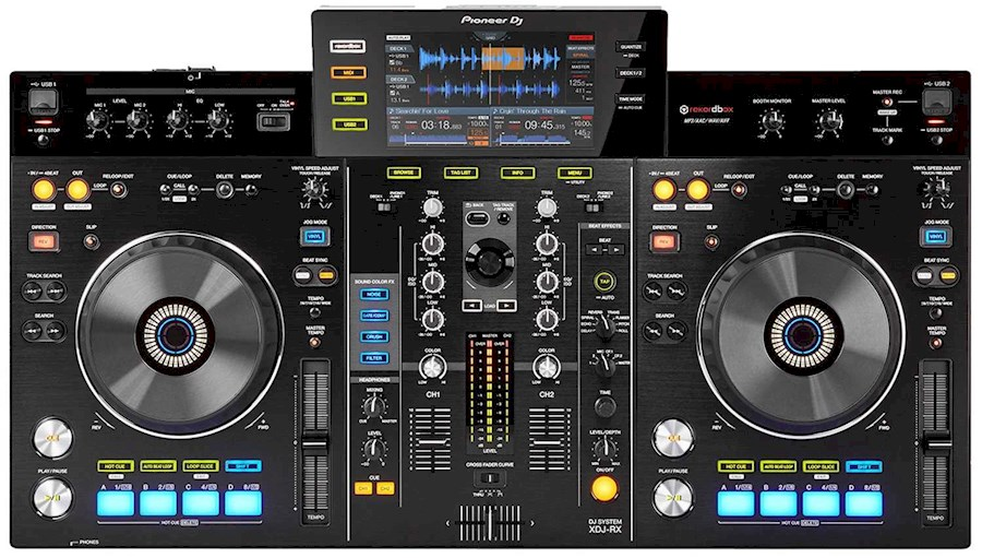 Rent a Pioneer XDJ-RX in Maastricht from DJANBE