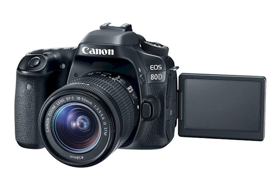 Rent a Canon 80D in Gent from De Ryck, Jasper
