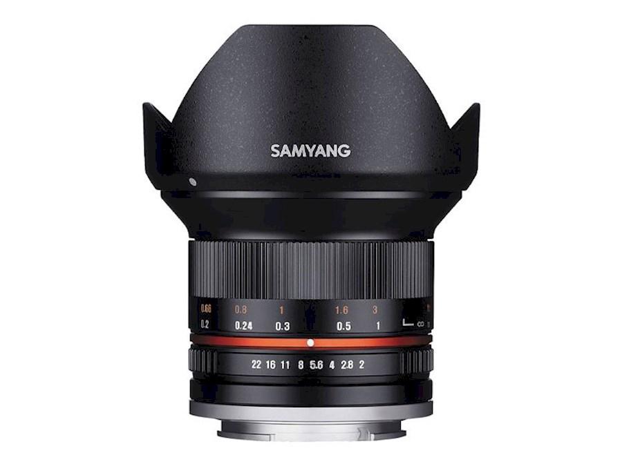 Louez Samyang 12mm F/2.0 NCS... de Daan