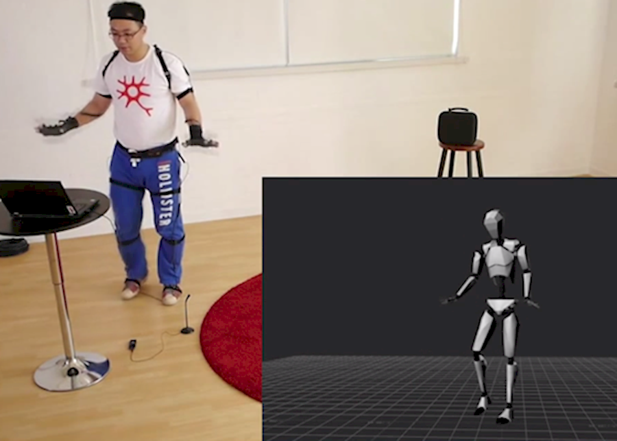 Rent Motion Capture - Noito... from Sébastien