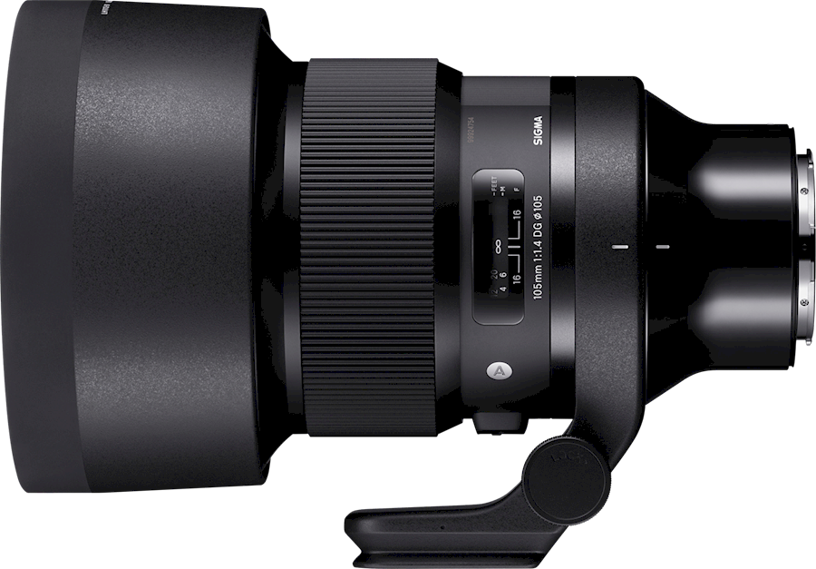 Rent Sigma 105mm DG HSM | A... from Tristan