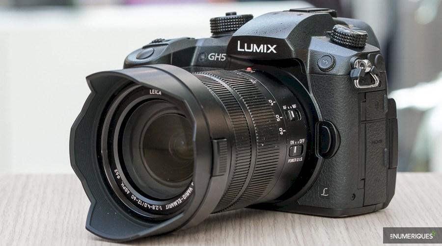 Huur een Panasonic Lumix GH5  - appareil photo numérique - Leica objectif 12 - 60 mm in Forest van NeoStudio.Be