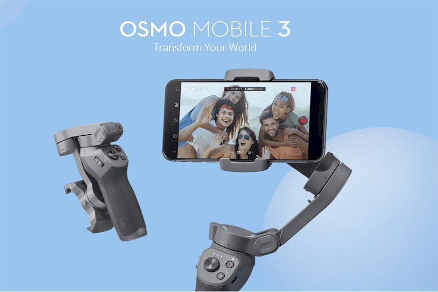 Rent a DJI OSMO MOBILE COMBO in Rotterdam from André