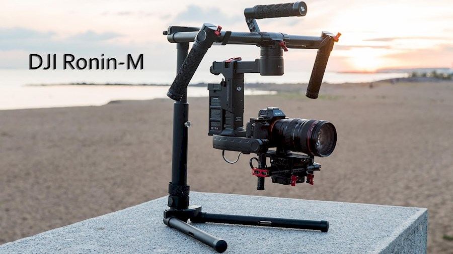 Rent DJI Ronin M from Andrea