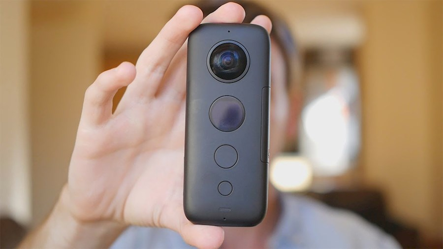 Rent Insta360 one X 360° ca... from Anneleen