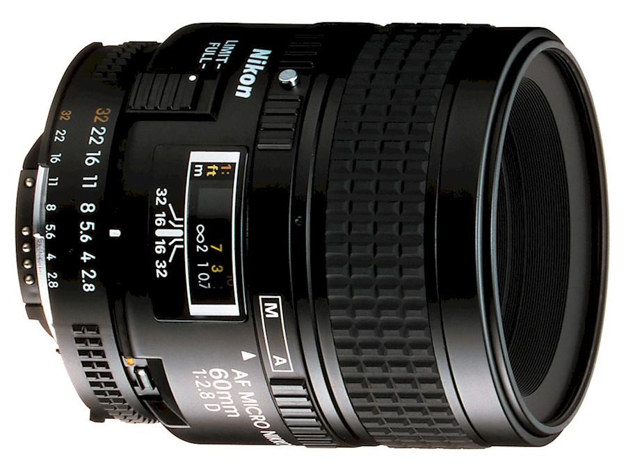 Huur Nikon 60mm 2.8D Macro van Bavo