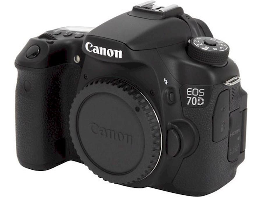 Rent a Canon EOS 70d body in Ouderkerk aan den IJssel from Dominique
