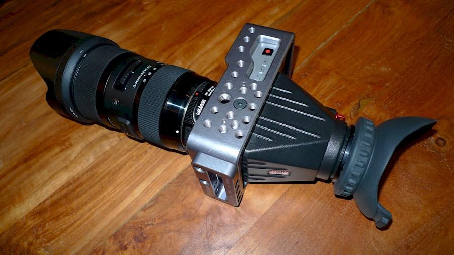 Rent a Blackmagic Pocket Cinema Camera Set  (BMPCC) in Nieuwegein from Alex